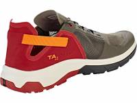 SALOMON TECHAMPHIBIAN 4 BELUGA/RUSSET ORANGE/RED DAHLIA 406809